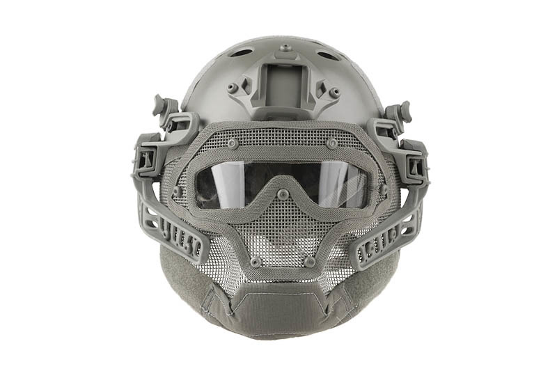 FAST Gunner Helmet (PJ) Replica – Grey product image
