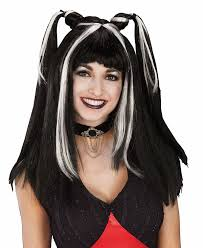 GOTHIC GIRLIE WIG product image