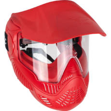 Valken Paintball MI-3 Gotcha Kids Goggle/Mask with Single Lens & Top Strap image