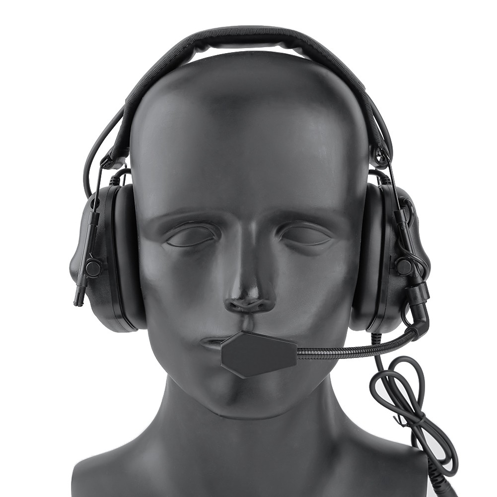NUPROL TACTICAL COMMS HEADSET product image