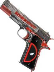 1911 CUSTOM MOLON LABE DEADPOOL image