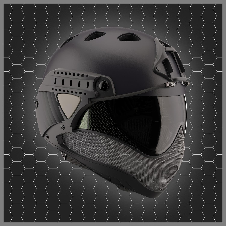 WARQ HELMET product image