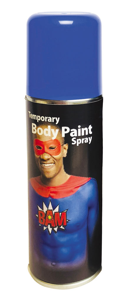 Blue Body Spray Makeup (125ml) product image