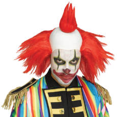 TWISTED CLOWN WIG image