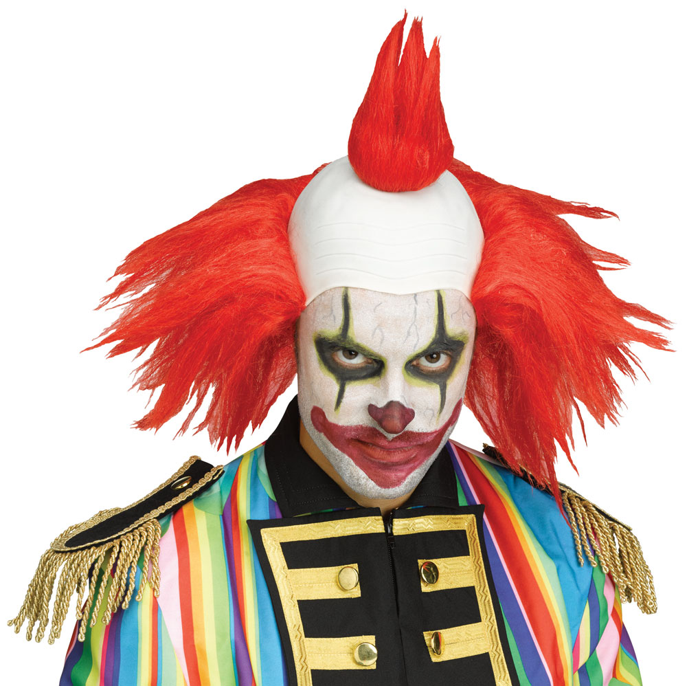 TWISTED CLOWN WIG product image