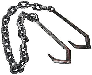 Meat Hooks with Chains product image