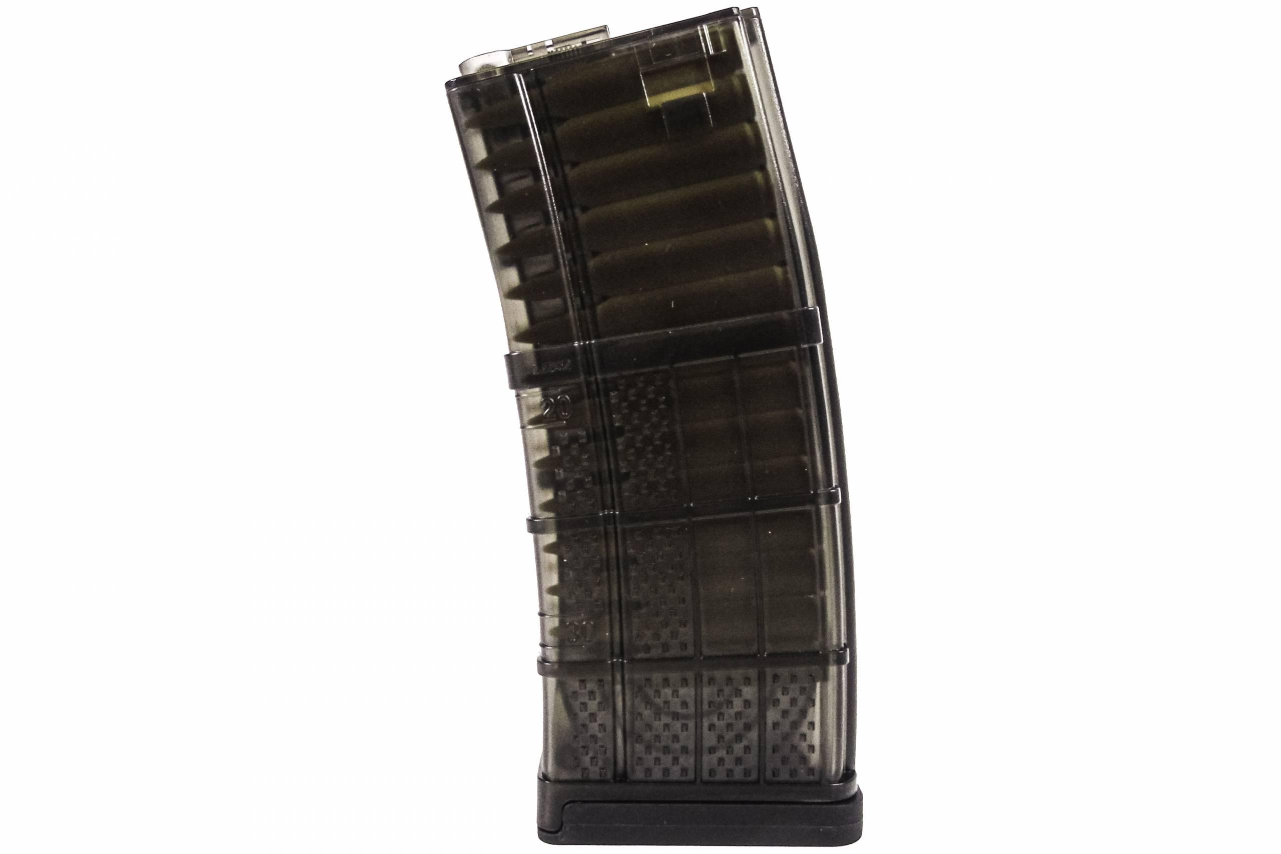 NUPROL L-MAG MID-CAP MAG 130RND – CLEAR product image