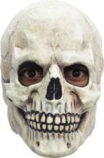 White Skull Overhead Mask image