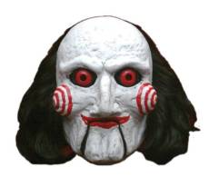 SAW – Billy Puppet Adult Mask image
