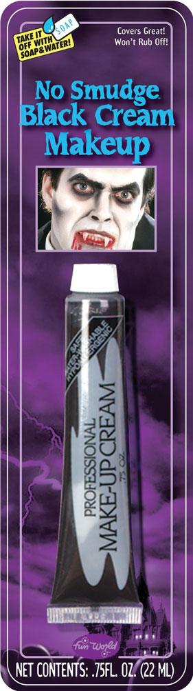 MAKE-UP CREAM CARDED BLACK product image