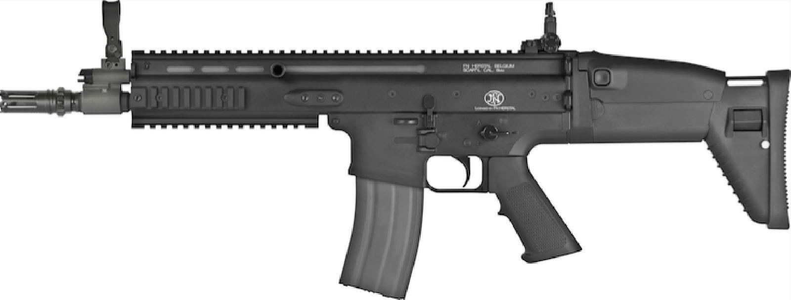 METAL AEG FN SCAR – BLACK product image