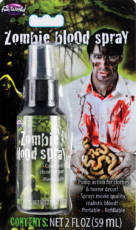 ZOMBIE BLOOD PUMP SPRAY image