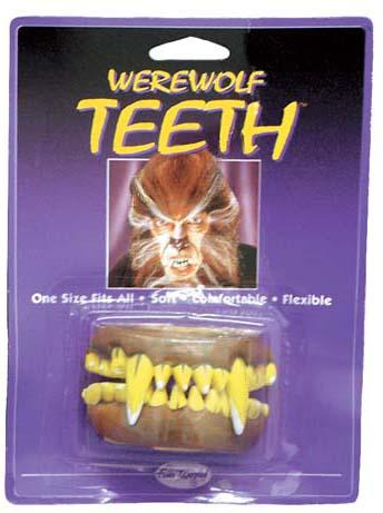 Fun World Werewolf Teeth product image