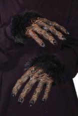 Gorilla Halloween Hands image