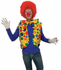 DELUXE CLOWN VEST image