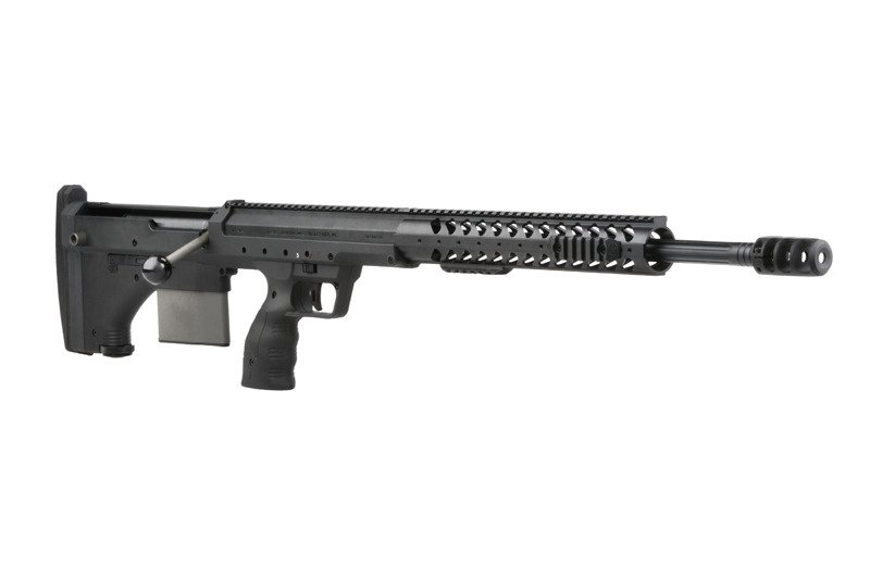 Silverback SRS A1 Covert (26 inches) Pull Bolt Short Ver. Licensed by Desert Tech – BLACK product image