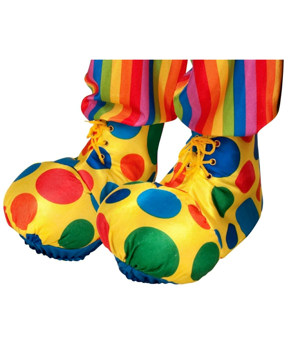 CLOWN SHOE COVERS product image