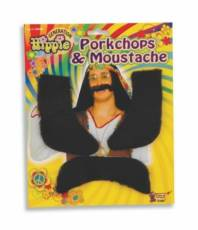 Porkchops  And  Moustache image