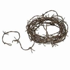 Realistic Barbed wire image