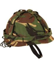 M1 Plastic Helmet with Cover  DPM image