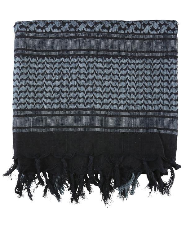 Kombat Shemagh  Black & Grey product image
