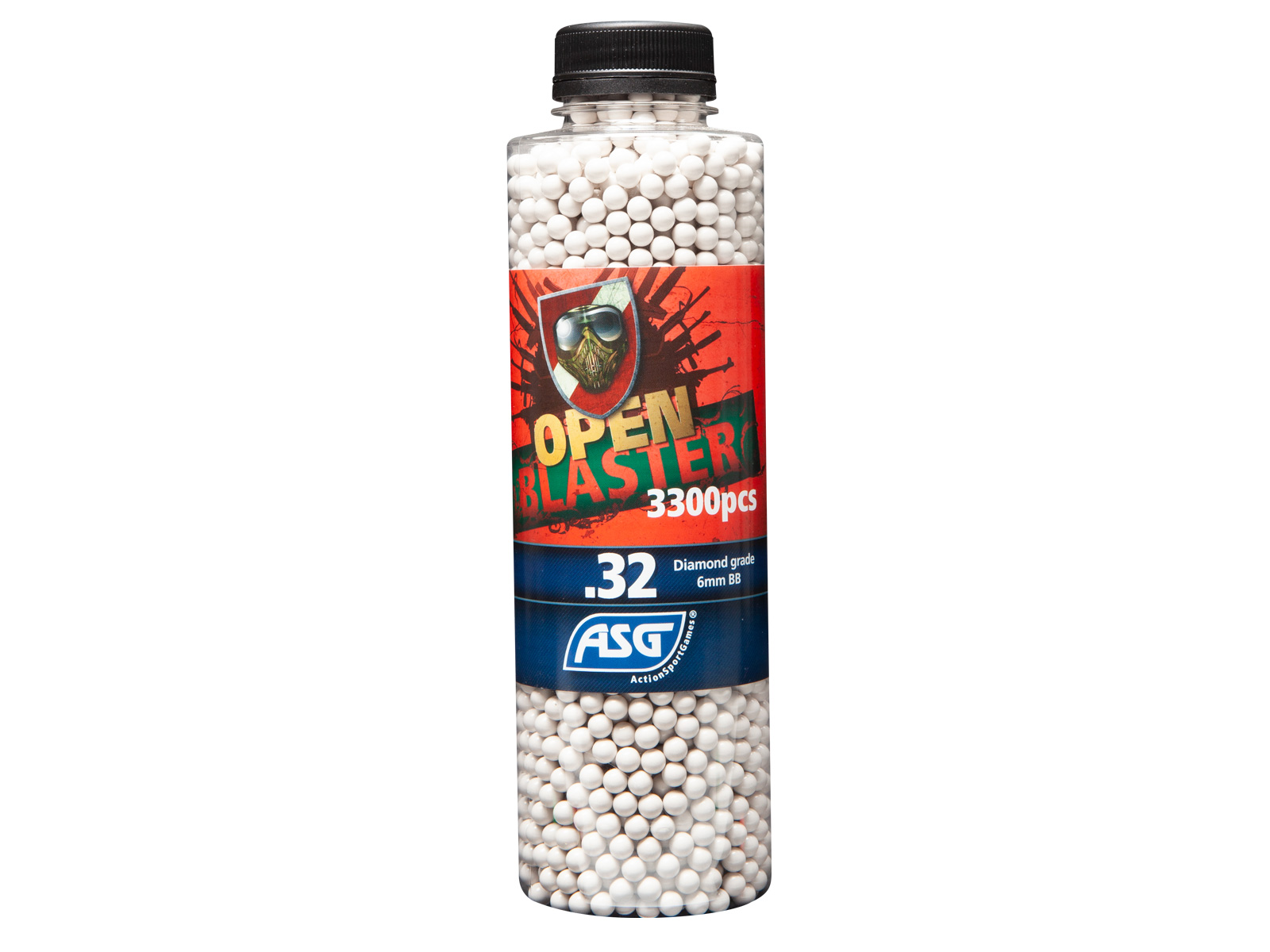Open Blaster 0,32g Airsoft BB -3300 pcs. in bottle product image