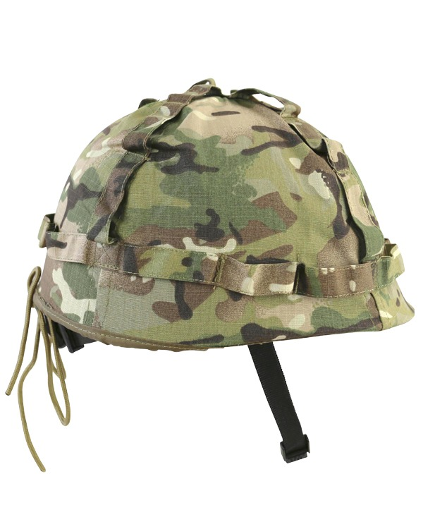 M1 Plastic Helmet with Cover – BTP product image