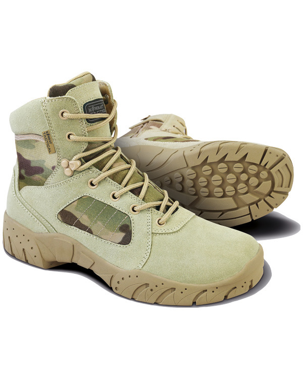 6 Inch Tactical Pro Boot – Multicam product image