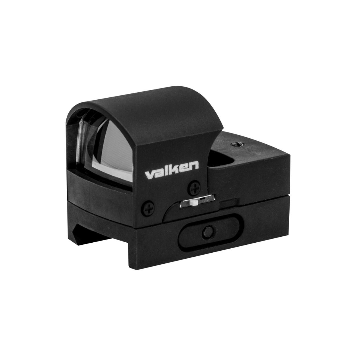 Valken Mini Hooded Reflex Red Dot Sight Molded product image