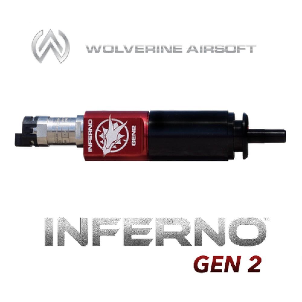 GEN 2 INFERNO M249 PREMIUM EDITION ELECTRONICS product image