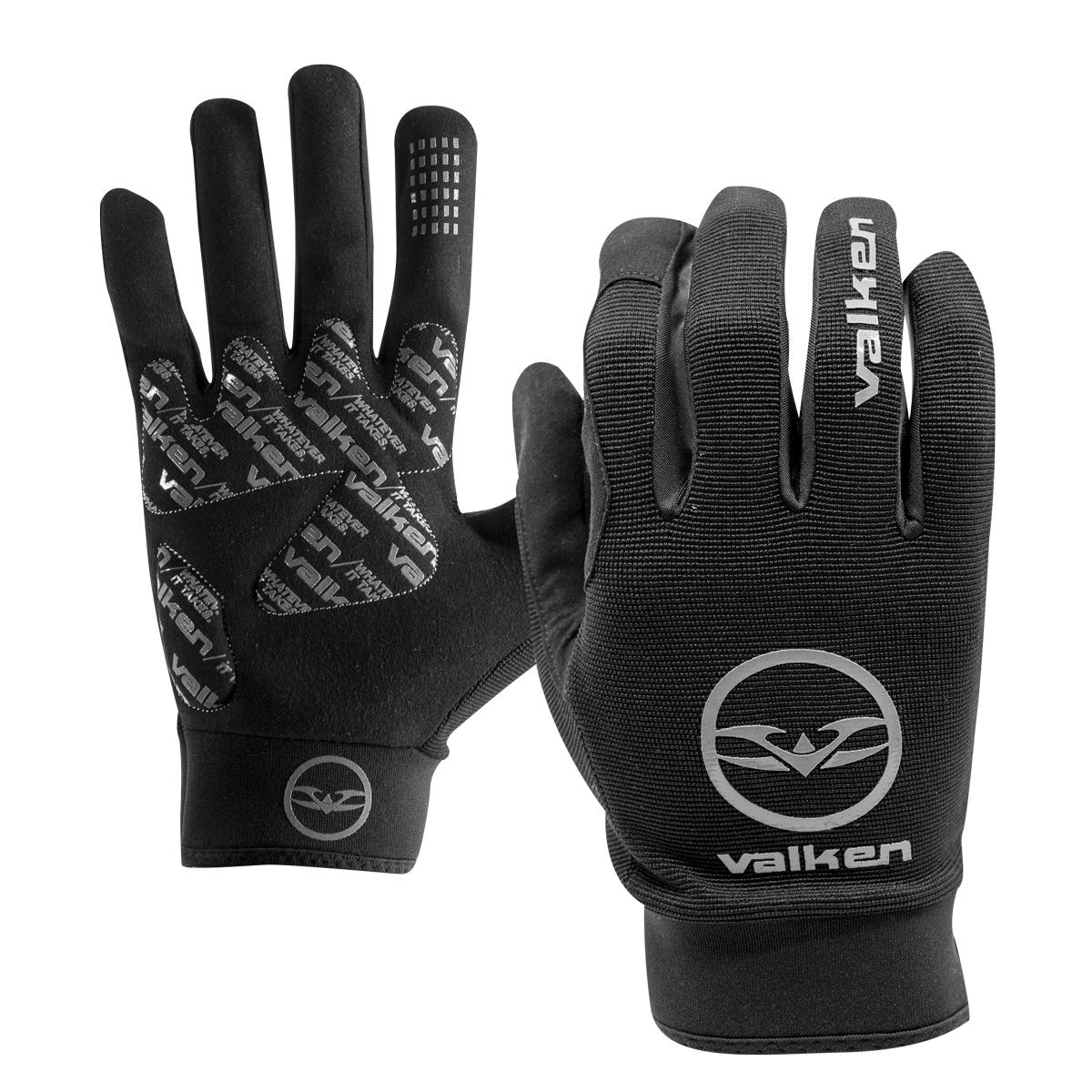 Valken Bravo Full Finger Gloves Black product image