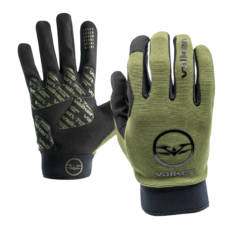 Valken Bravo Full Finger Gloves Olive image