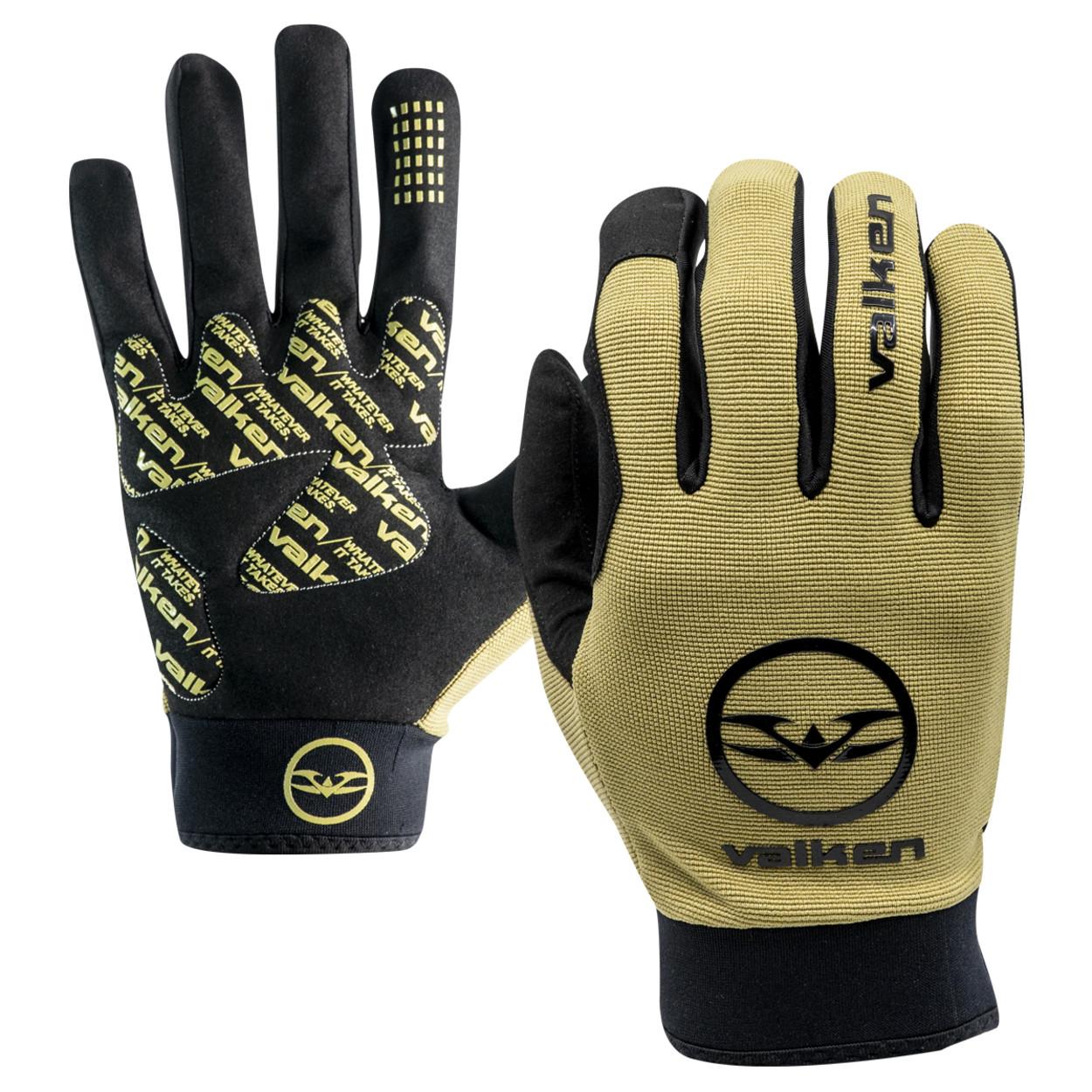 Valken Bravo Full Finger Gloves Tan product image