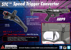 SPEED TRIGGER CONVERTOR FOR G&G MODELS image