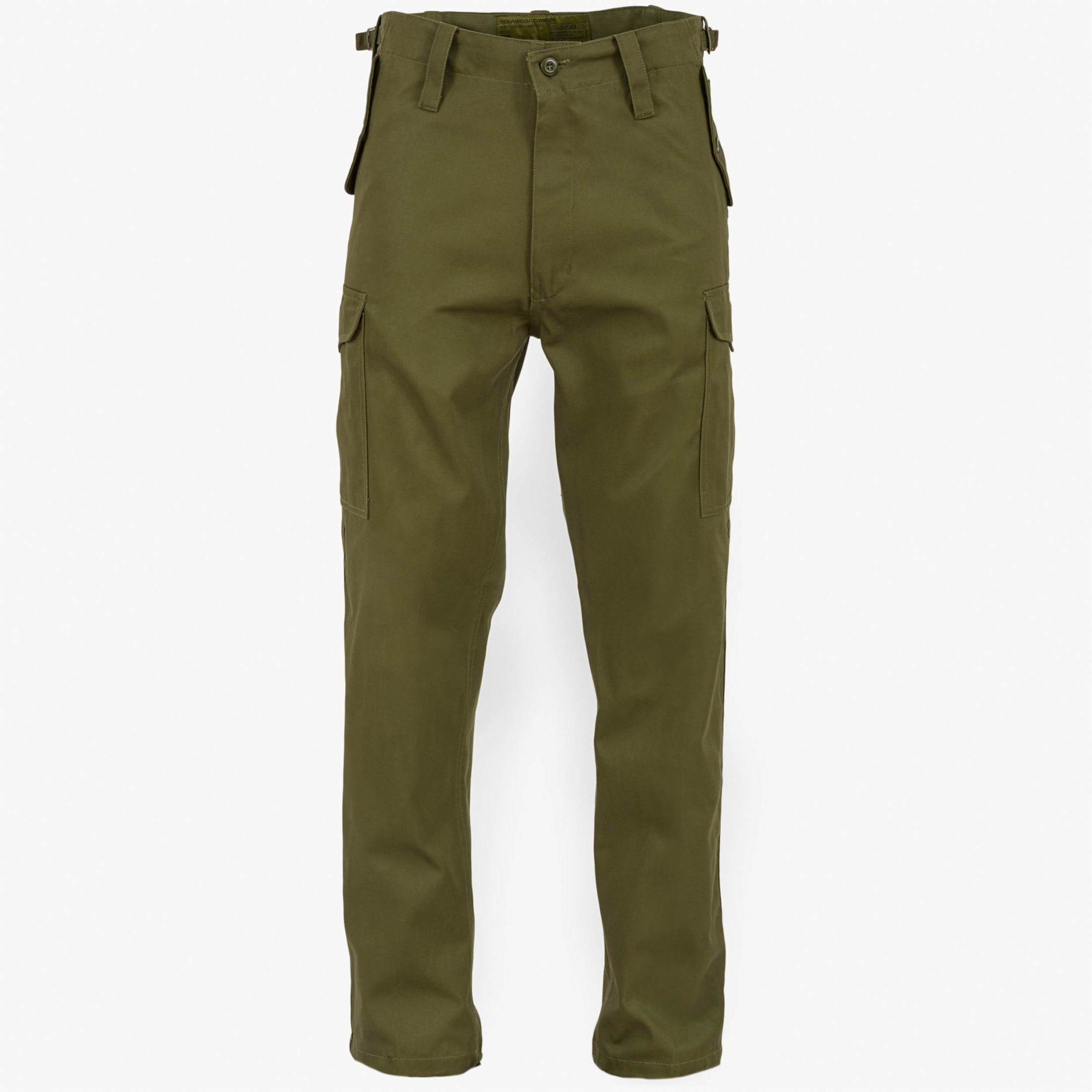 Highlander Heavy Weight Combats Olive Green product image