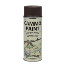 GLOMEX CAMMO PAINT – DARK BROWN (RAL 8027) image
