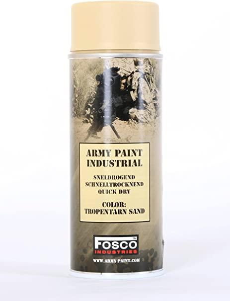 FOSCO SPRAY ARMY PAINT 400 ML – TROPENTARN SAND product image