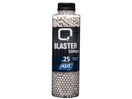 Q Blaster 0,25g Airsoft BB -3300 pcs. in bottle product image