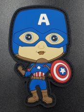 A.O.B Captain America Patch image