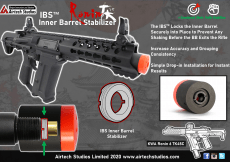 Airtech INNER BARREL STABILIZER KWA RONIN TK45 image