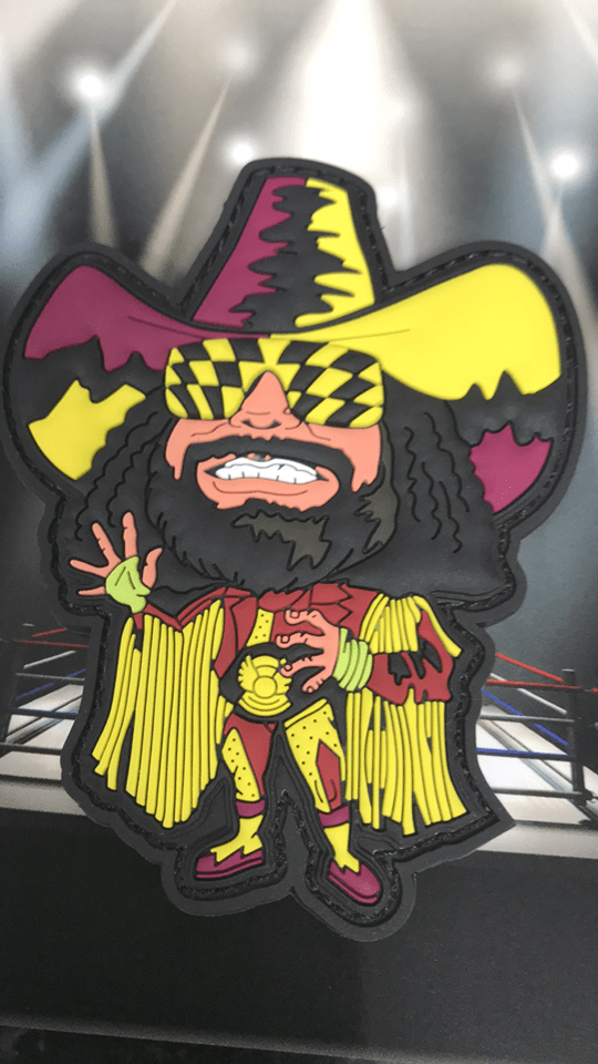 MACHO MAN PATCH product image