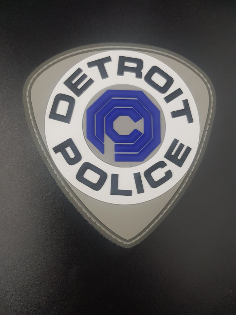 DETROIT POLICE PATCH product image