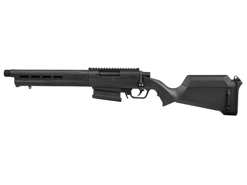 Ares Amoeba Striker Sniper Rifle (Bolt Action – Black – Short – AS02-BLACK product image