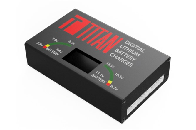 TITAN POWER DIGITAL BATTERY CHARGER product image