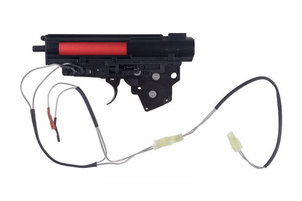 SPECNA ARMS  Complete Reinforced Gearbox V3 (AK) with Micro-Contact (Rear-Wired) product image