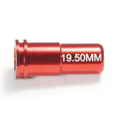 MAXX CNC Aluminum Double O-Ring Air Seal Nozzle (19.50mm) for Airsoft AEG Series product image
