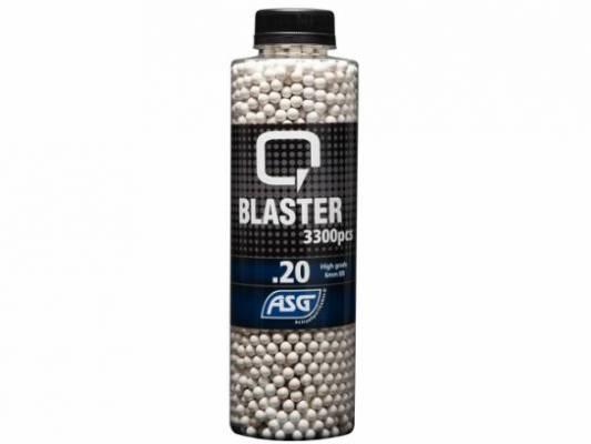 Q Blaster, 0.20g, airsoft BB, 3300 pcs. bottle product image