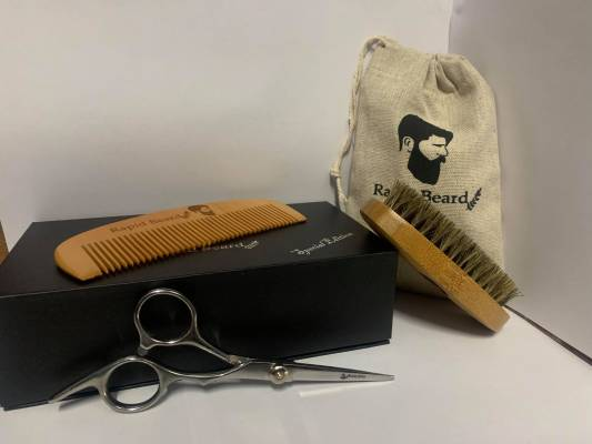 Rapid Beard Set product image