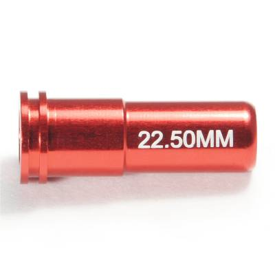 MAXX CNC Aluminum Double O-Ring Air Seal Nozzle (22.50mm) For Airsoft AEG Series product image